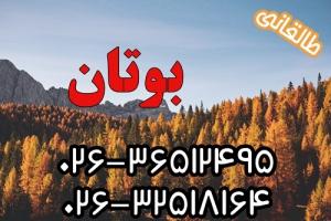 نمایندگی بوتان هفت تیر کرج